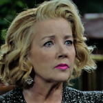 "Melody Thomas Scott has gotten old and content while playing Nikki Newman on ""The Young and the Restless"" for several decades. (Photo: Archive)"
