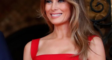 Melania Trump Gave Symbolic Welcome to Chinese President and First Lady With This Stunning Red Dress