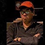 Dao looking accommodated at the poker table. (Photo: Twitter)