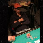 Dao looking accommodated at the poker table. (Photo: Wiki)