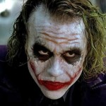 The Dark Knight - How Did The Joker Get His Scars? First, he says that his father mutilated him, and then, he declares he stuck a razor in his mouth and created his own scars after his wife was attacked. But fans of the movie might interpret these as just his insane ramblings or lies, but in reality, says a theory that also states that the Joker is a man without a past because no one truly knows his origins or where his scars really came from. (Photo: Archive)