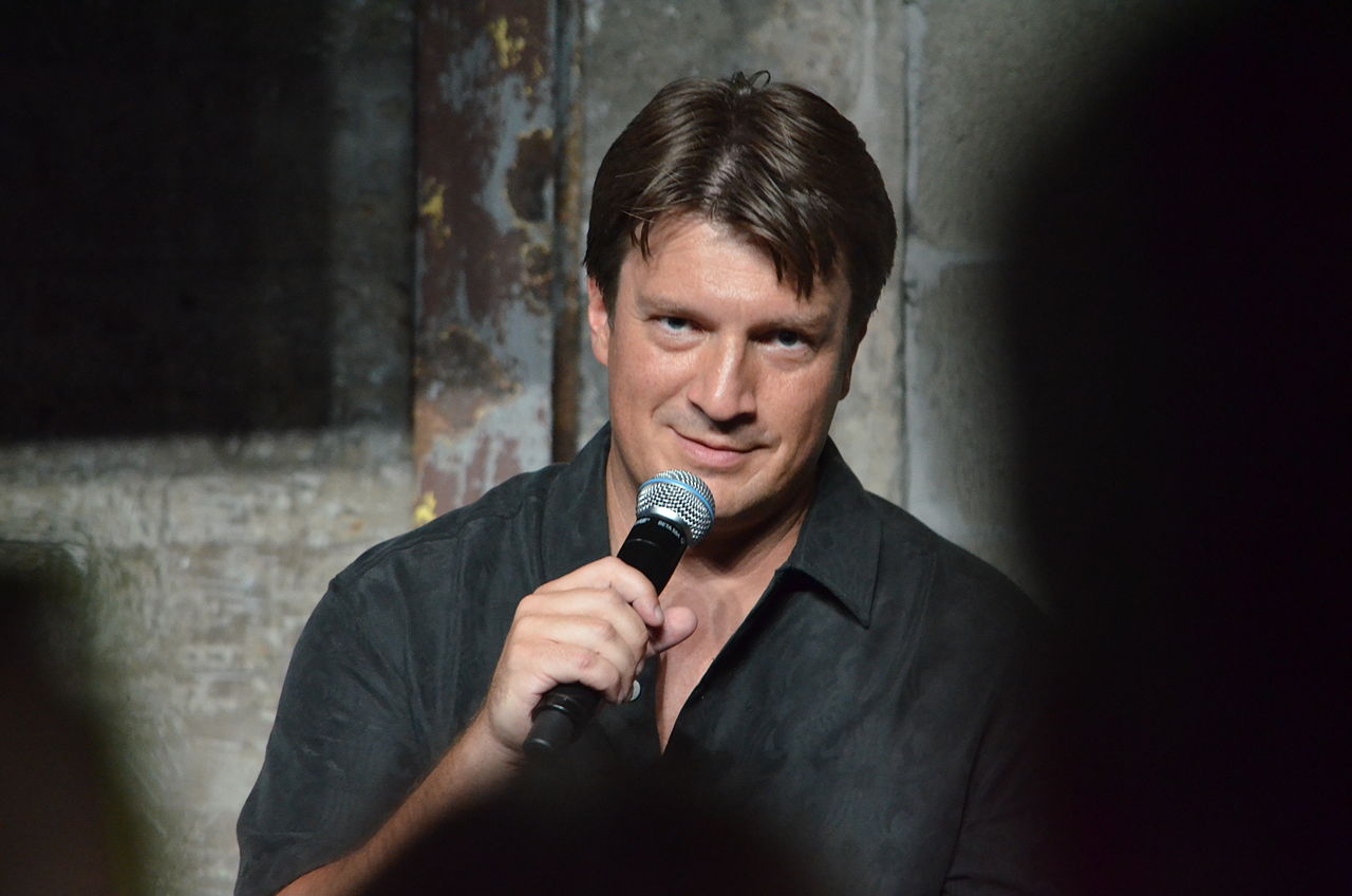 Nathan Fillion. (Photo: Flickr)