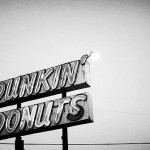 A vintage Dunkin' Donuts sign. (Photo: Flickr)