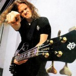 Jason Newstead of Metallica went firmly indie-pop after leaving the band. (Photo: Pinterest)
