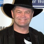 Micky Dolenz is right-handed, but plays a left-handed drum kit in The Monkees. (Photo: Wikimedia)
