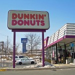 Dunkin' Donuts locations in Boston and points south were responsible for the faux pas. (Photo: Flickr)
