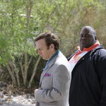 "Bob Odenkirk (with Lavell Crawford) as Jimmy's alias Saul Goodman in ""Breaking Bad."" (Photo: Flickr)"