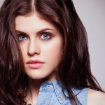 Alexandra Daddario. (Photo: Pinterest)