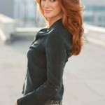 Angie Everhart. (Photo: Flickr)