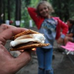 Eat Your First S'more of the Year (Photo: Flickr)
