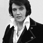 Elvis Presley. (Photo: Archive)