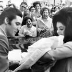 Elvis and Priscilla Presley. (Photo: Archive)