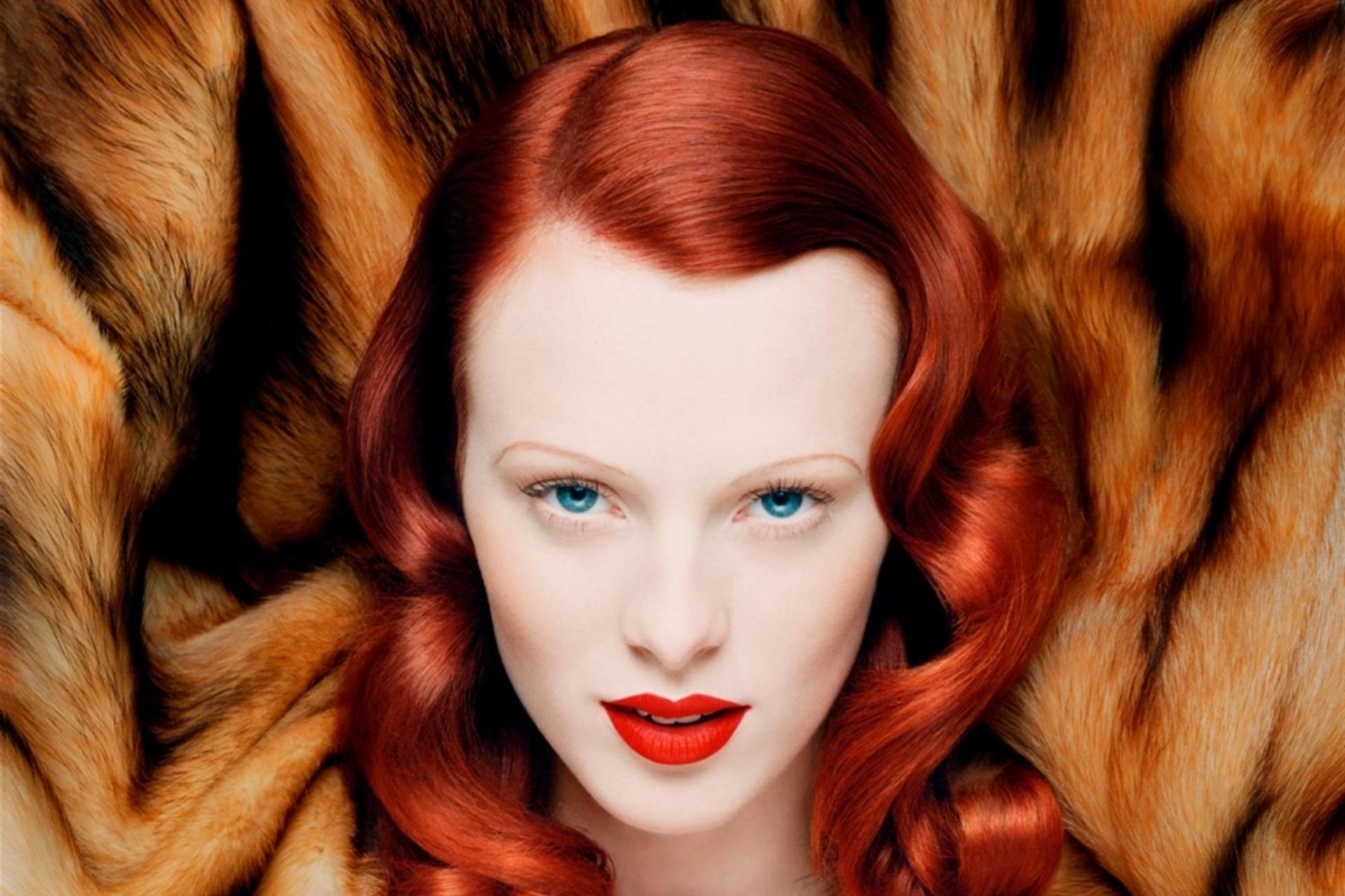 Karen Elson. (Photo: Pinterest)