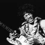 Jimi Hendrix. (Photo: Flickr)