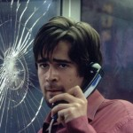 Phone Booth - Are we to assume that it was the mysterious caller who double-crossed the pizza delivery man and slit his throat? Yes. He'd paid for the pizza, so the pizza man would either have seen his face or accepted his credit card. Either way, he's a loose end that has to go. (Photo: Archive)