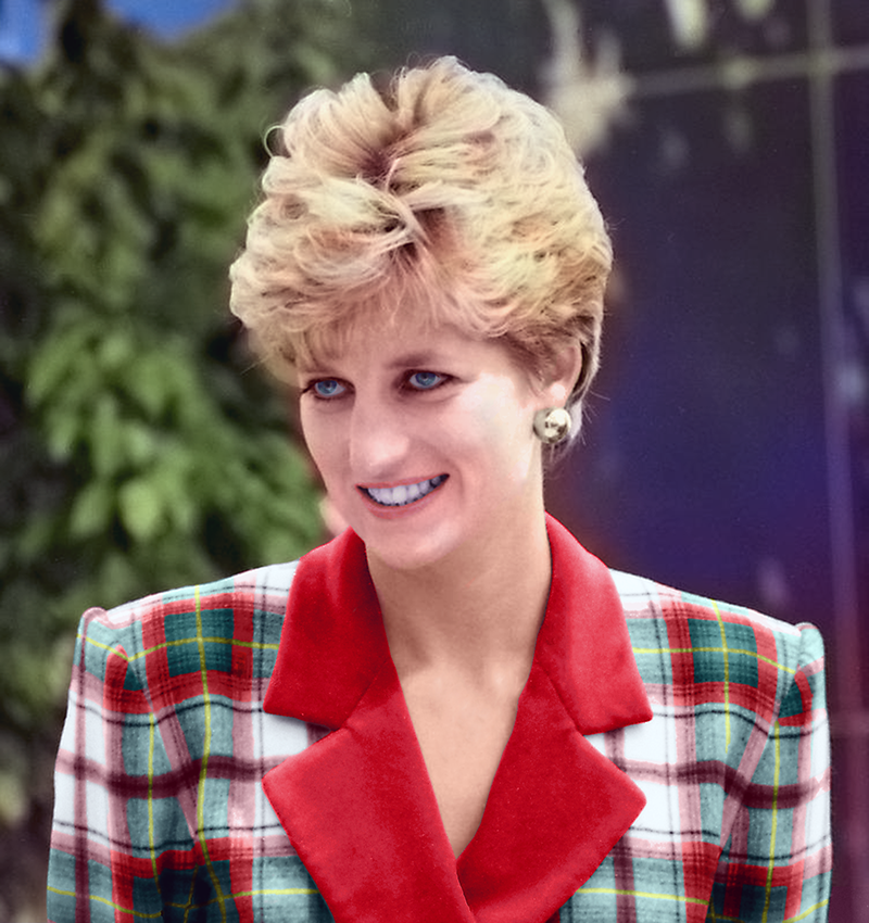 Princess Diana. (Photo: Wikimedia)