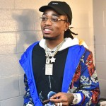 The rapper Quavo. (Photo: Twitter)