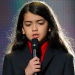 Blanket performs as a youth. (Photo: Pinterest)
