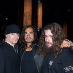 Martin Eric Ain with Celtic Frost. (Photo: Wikimedia)