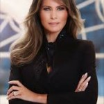 Melania Trump. (Photo: Wikimedia)