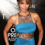 Halle Berry partially lost her hearing when hit by a former boyfriend. (Photo: Twitter)