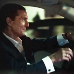 A match made in heaven - Matthew McConaughey and Lincoln automobiles. (Photo: Twitter)