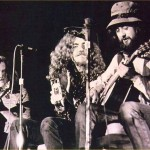 Led Zeppelin broke it down with acoustic folk tracks often in their career. (Photo: Archive)
