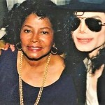 Katherine and Michael Jackson. (Photo: Twitter)