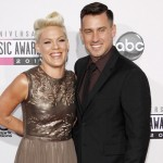 Pink and Carey Hart. (Photo: Wikimedia)