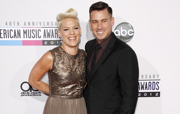 pink and carey hart open relationship