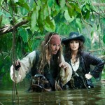 "Pirates of the Caribbean: On Stranger Tides - Why was Jack not on the Black Pearl with Barbossa when it sunk? At the end of ""At Worlds End"", they have to go back and get Jack because he took a piece out of the map, so where was Jack? There is nothing suggesting that they ever went back to find Jack. As soon as they realise that the map was stolen, the movie ends with Jack sailing alone with the map. Even if they did go try to search for him, they probably would never have been able to find him. At the start of On Stranger Tides, Jack is still searching for the Fountain of Youth and still has the map with him, so it is clear that he has not gone back to or found the Black Pearl yet, so he would not have been on it when it sunk. (Photo: Archive)"