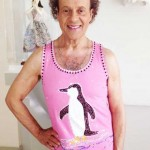 Richard Simmons. (Photo: Pinterest)