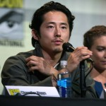 "Steven Yeun of ""The Walking Dead."" (Photo: Wikimedia)"