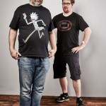 Dan Harmon and Justin Roiland. (Photo: IMDB)