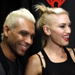"""5. Gwen Stefani and her bandmate in No Doubt, drummer Tony Kanal, were in a relationship for seven years. After their breakup, Gwen wrote the sad ballad """"Don't Speak."""" There is no better revenge than to make your ex-boyfriend play backup for you while you sing the song multiple times, live in concert. (Photo: Archive)"""