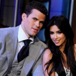 Kim Kardashian said her aged made her feel pressured to marry Kris Humphries. (Photo: Archive)