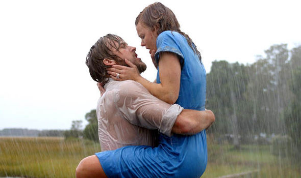 """The Notebook"" premiered almost 13 years ago. Where are the actors now? (Photo: Archive)"
