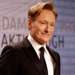 Conan O'Brien studied history and literature at Harvard University. (Photo: Archive)