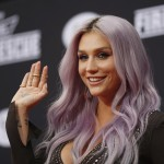 Kesha had almost a perfect score on her SAT. (Photo: Archive)