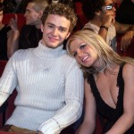 """3. Justin Timberlake and Britney Spears were the perfect pop couple of the early 90's and 2000's - that is, until their breakup, which inspired the former *NSYNC member to write the hit """"Cry Me a River."""" which was one of the tracks on his debut solo album. (Photo: Archive)"""