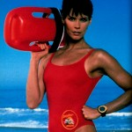 Alexandra Paul gave life to Stephanie Holden, who joined the cast of the series to become Mitch Buchannon's love interest. Unfortunately—spoiler alert—Stephanie dies after being electrocuted by a lightning. Yes, she died because of a lightning. That's how intense it was. (Photo: Archive)