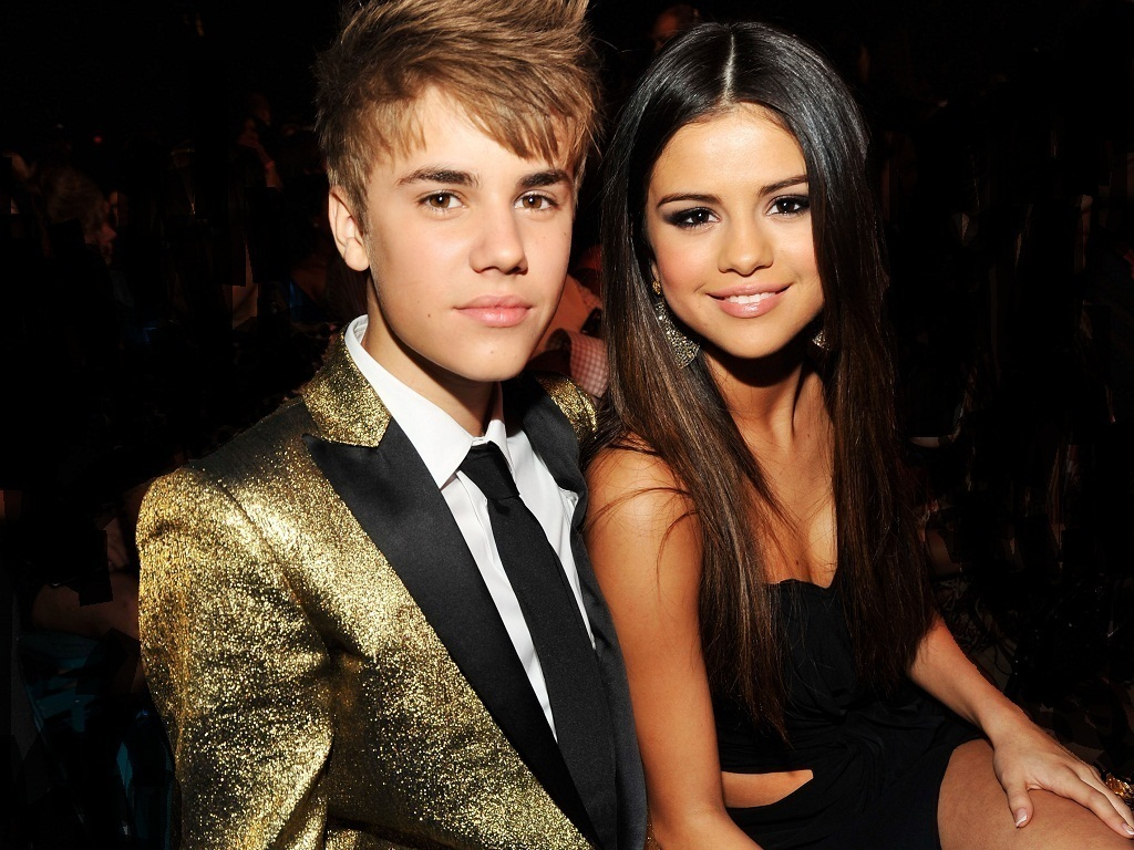 "1. The song ""Sorry"" by Justin Bieber, seemed to be a public apology to his ex-girlfriend Selena Gomez. It was suggested by the fans who followed their relationship that the song was about his bad behavior during their relationship. (Photo: Archive)"