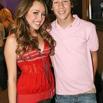 """9. Nick Jonas dated Miley Cyrus for two years before their breakup in 2007. The following year, Miley recorded the song """"7 Things"""", which suggested the list of things she hated and loved the most about her relationship with the Jonas brother. (Photo: Archive)"""