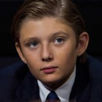 Does Barron Trump have any talents? Melania has also spoken of his love for building big models before – just like his dad's Manhattan skyscrapers. (Photo: Archive)