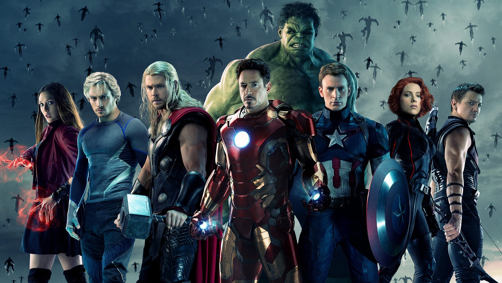 Avengers (Photo: Release)