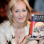"J.K. Rowling was fired from her job as a secretary for daydreaming too much. After that, she wrote the ""Harry Potter"" books. (Photo: Archive)"