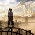 The Legend of Korra - 2014, follow on from Avatar, music by Jerry Zuckerman (Photo: Archive)