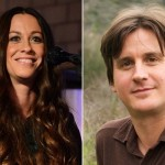 Alanis Morissette has a twin brother - his name is Wade. (Photo: Archive)