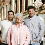 Paula Deen and Sons (Photo: Archive)