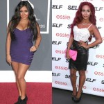 "'I feel great. I have a lot energy because I work out so much and the endorphins put me in a good mood. And when you're skinnier, you feel so much better about yourself "" said Snooki (Archive)"